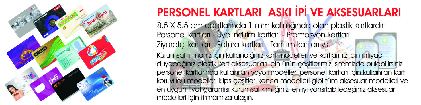 ID PLASTİK KARTLAR